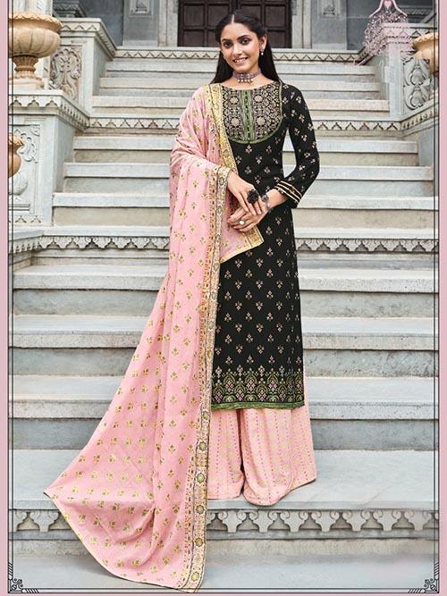 DESIGNER INDIAN SALWAR KAMEEZ BT-SK-R-96905-7004-3XL