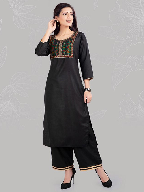 DESIGNER INDIAN KURTI BT-K-R-97031-1001-M