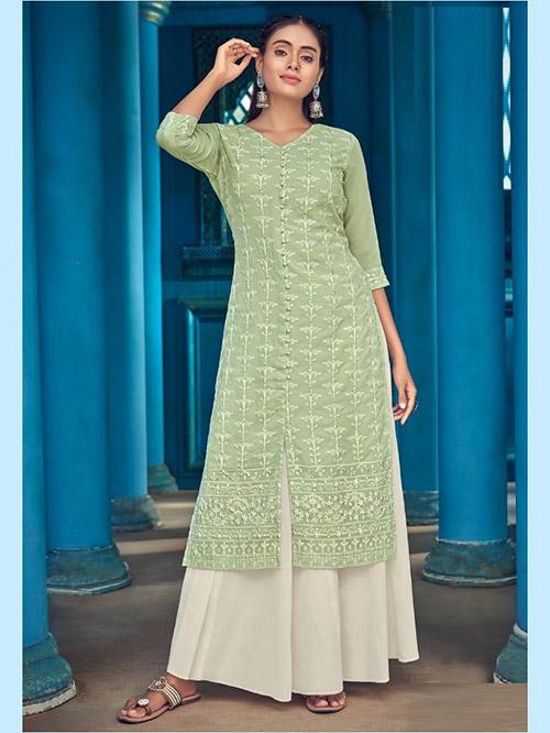 DESIGNER INDIAN KURTI BT-K-R-96676-206-2XL