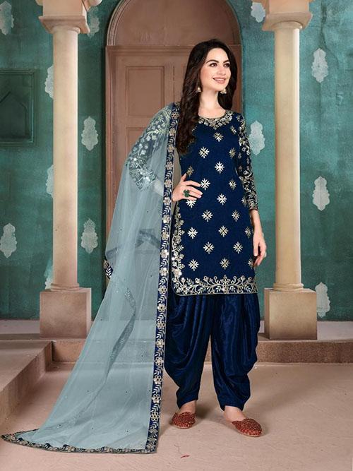 DESIGNER INDIAN SALWAR KAMEEZ BT-SK-R-31278-903-L