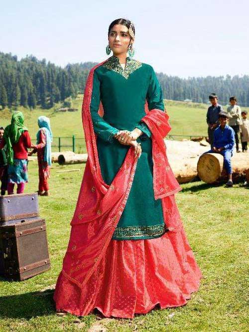 DESIGNER INDIAN SALWAR KAMEEZ BT-SK-R-32555-21301-3XL