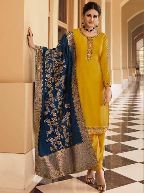 DESIGNER INDIAN SALWAR KAMEEZ BT-SK-R-34314-6604-2XL