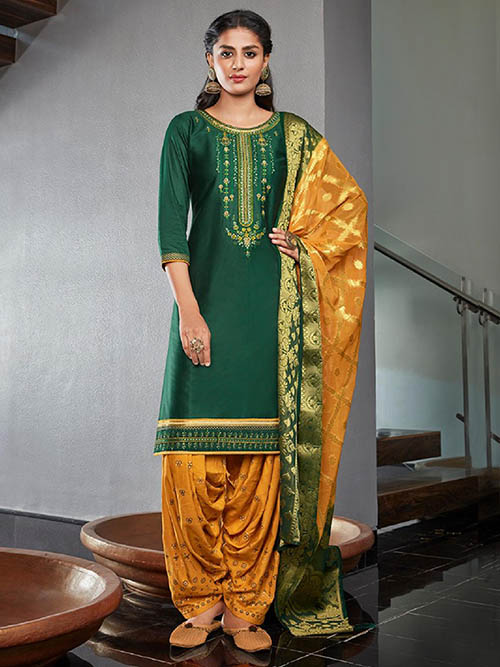 DESIGNER INDIAN SALWAR KAMEEZ BT-SK-R-34881-12189-2XL