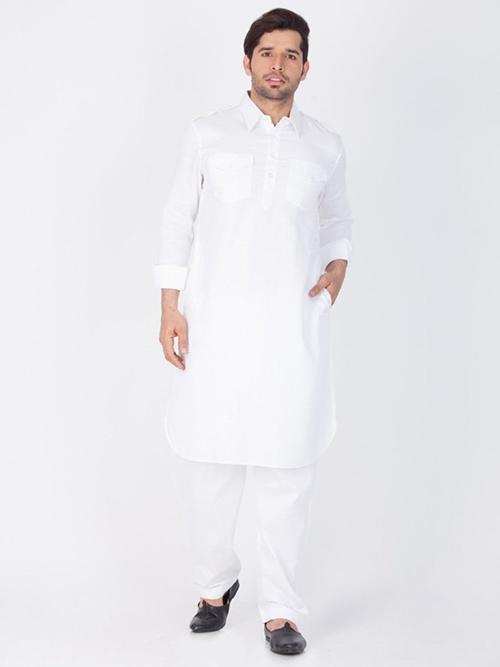 DESIGNER INDIAN PATHANI SUIT-600014-XL